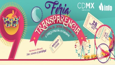 9° Feria de la Transparencia