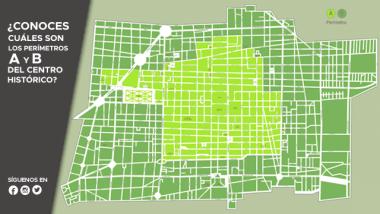 Mapa Perímetro A y B