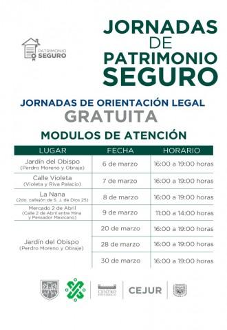 Jornadas de Patrimonio Seguro Santa María la Redonda