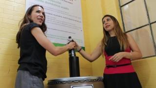 ARRANCA PROGRAMA PILOTO DE RECOLECCIÓN DE RESIDUOS GRASOS EN MERCADO DEL CENTRO HISTÓRICO