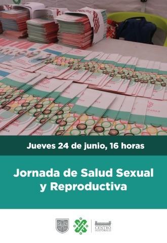 Jornada de Salud Sexual y Reproductiva
