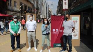 Librarán de humo de tabaco la calle más emblemática del país: Madero